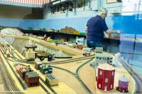 Model Railroad Club at Alpenrose Dairy