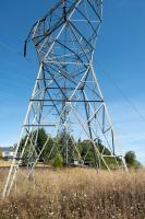 power line structure.